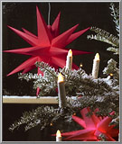 Moravian Advent Star from Germany