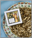 link to Antique Gold metallic mica flakes
