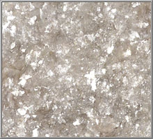 Fine mica flakes with Gerrman glass glitter 2 ounces per package