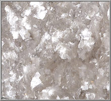 Extra-large crystal clear mica flakes from India 1.5 oz. per package