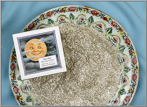 'Moon Dust' mica flakes glitter 2 oz. per package