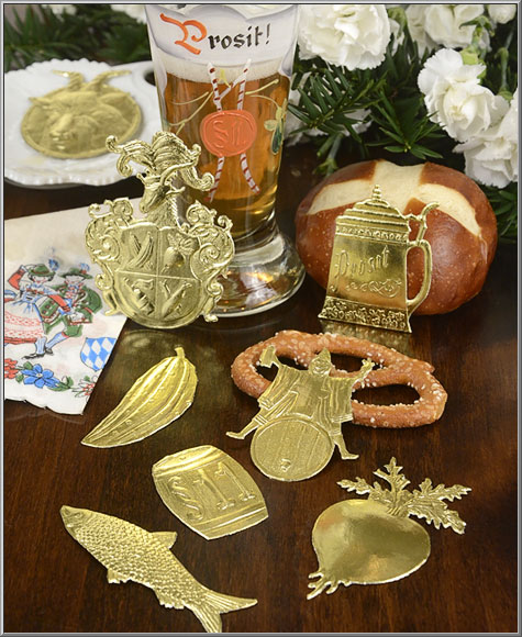 Bavarian Orders Dresden Diecuts assortment from Germany